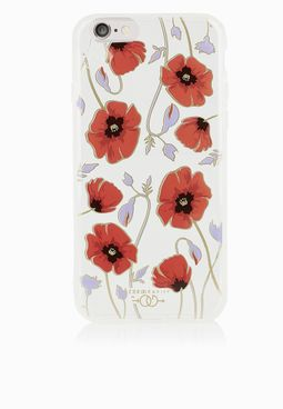 Zero Gravity Poppy iPhone 6 Cover