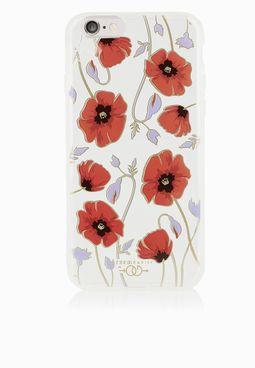 Zero Gravity Poppy iPhone 6 Cover