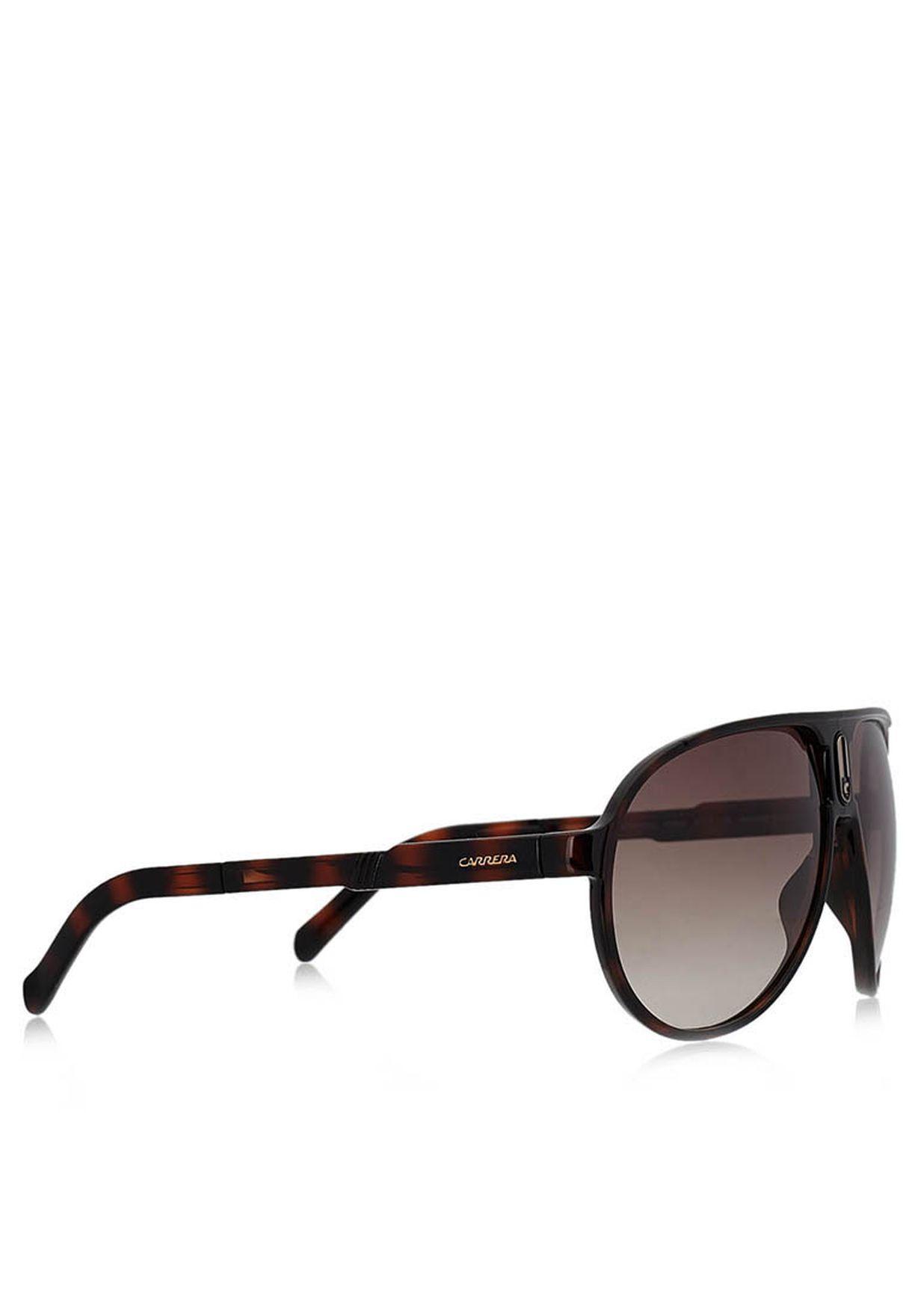 afc4afe8d تسوق نظارة شمسية كاريرا Champion قابلة للطي ماركة كاريرا لون بني في ...
