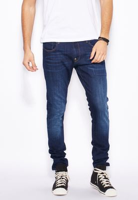 G-Star Raw Devon Slim Fit Mid Wash Jeans