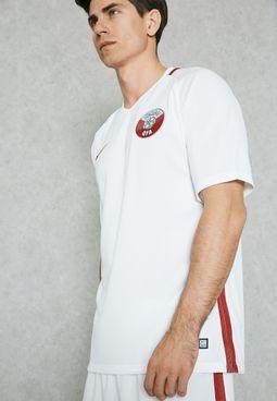 Qatar Away Jersey