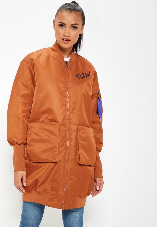 MA1 Insulated Parka