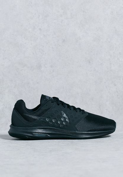Shop Nike black Downshifter 7 852459001 for Men in UAE high-quality