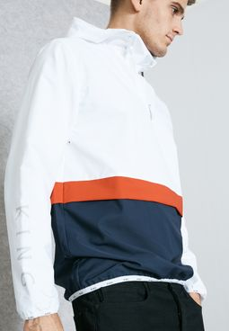 Staple Windbreaker Sweatshirt