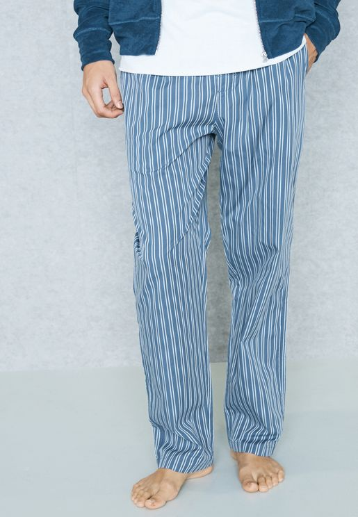 Striped Pyjama Bottoms