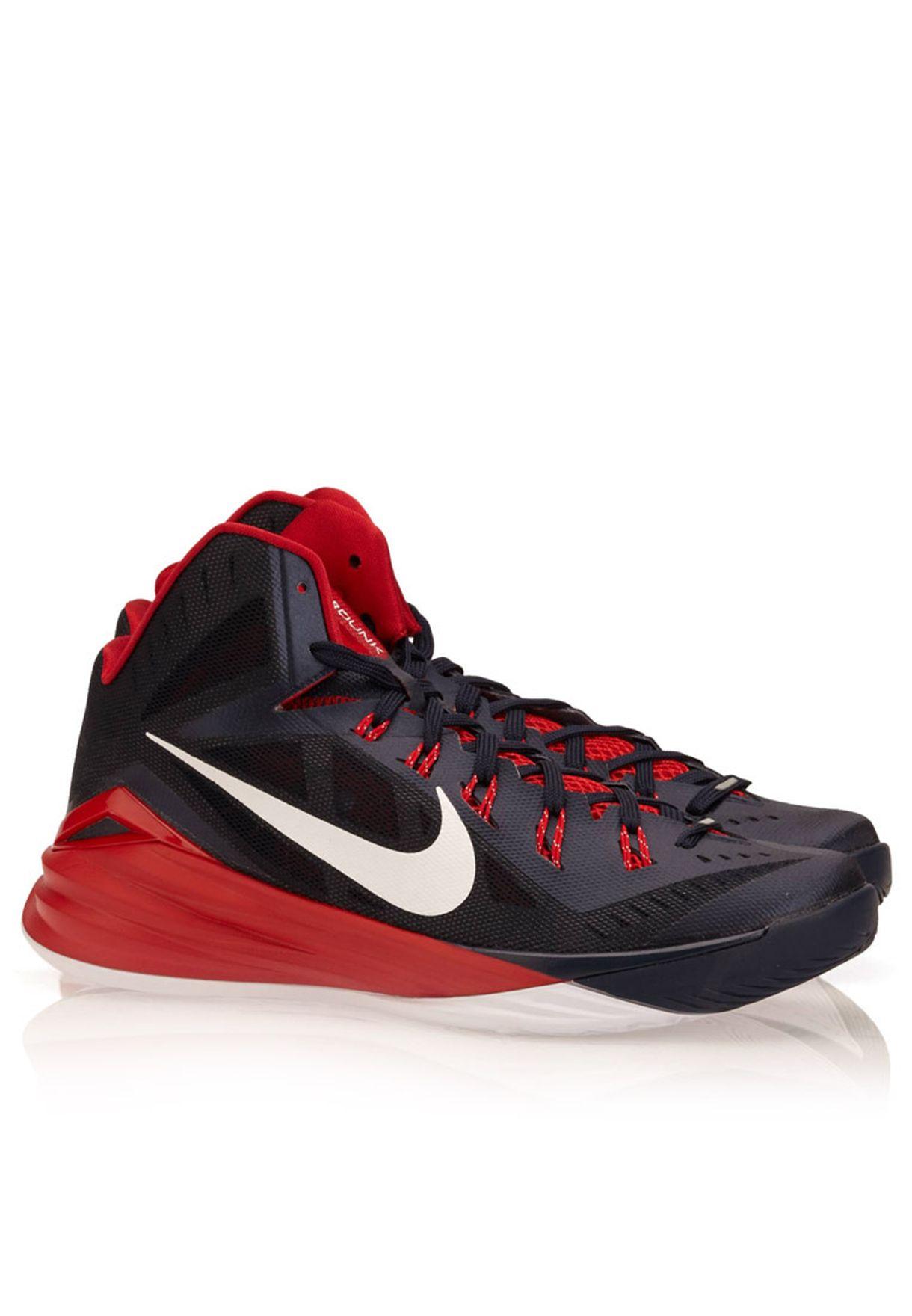 huge discount 7a129 7c9f1 Shop Nike multicolor Hyperdunk 2014 653640-416 for Men in UAE ...