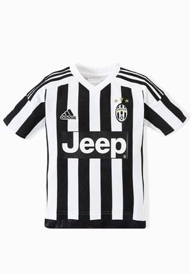 adidas Youth JUVE Home Jersey