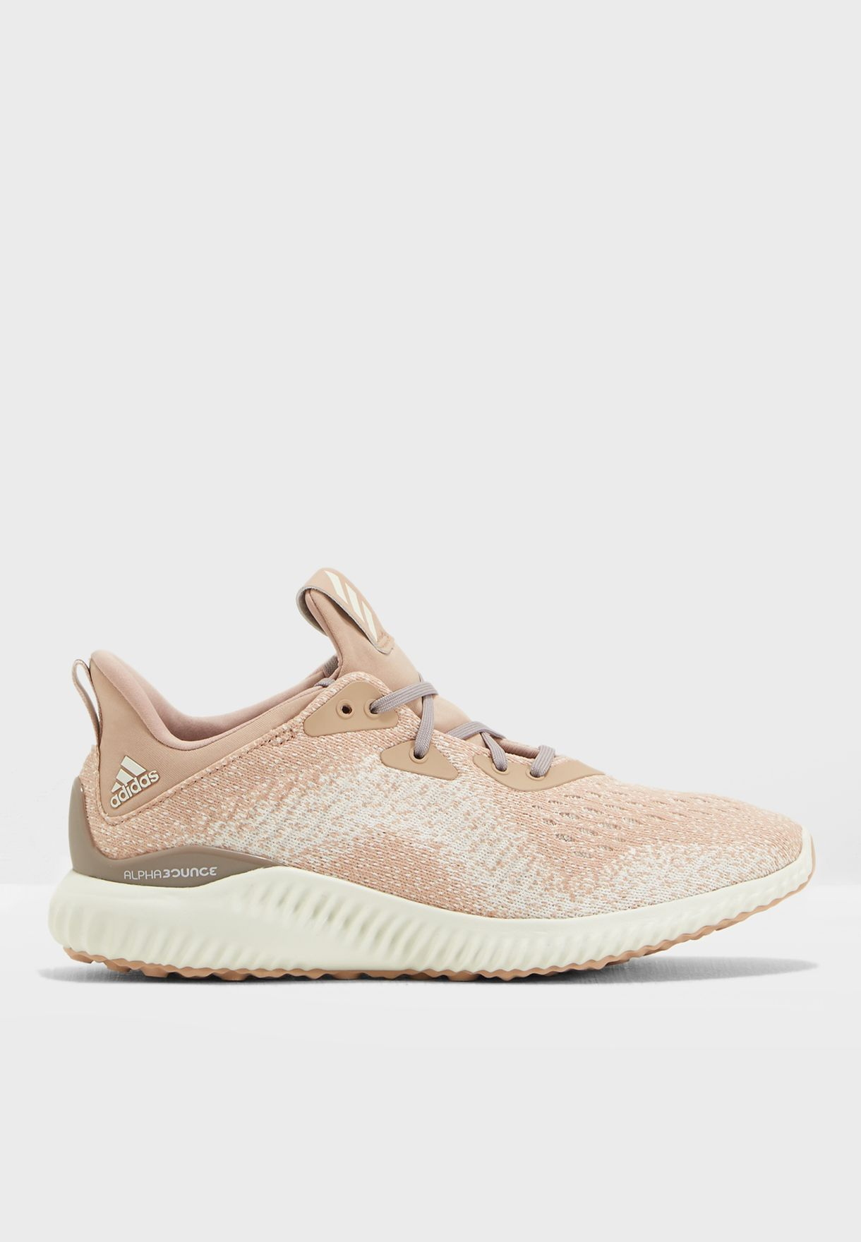 new style 3d8d7 95743 Shop adidas beige Alphabounce AC6916 for Women in UAE - AD47