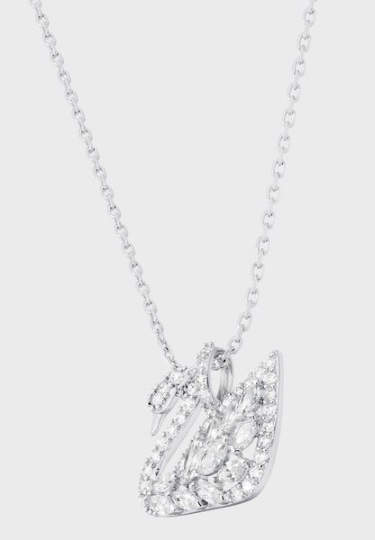 Small Swan Lake Necklace