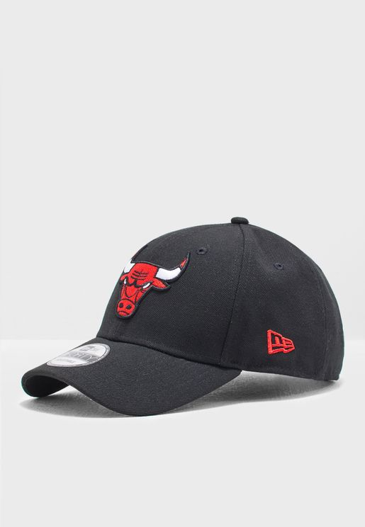 9Forty Chicago Bulls Logo Cap