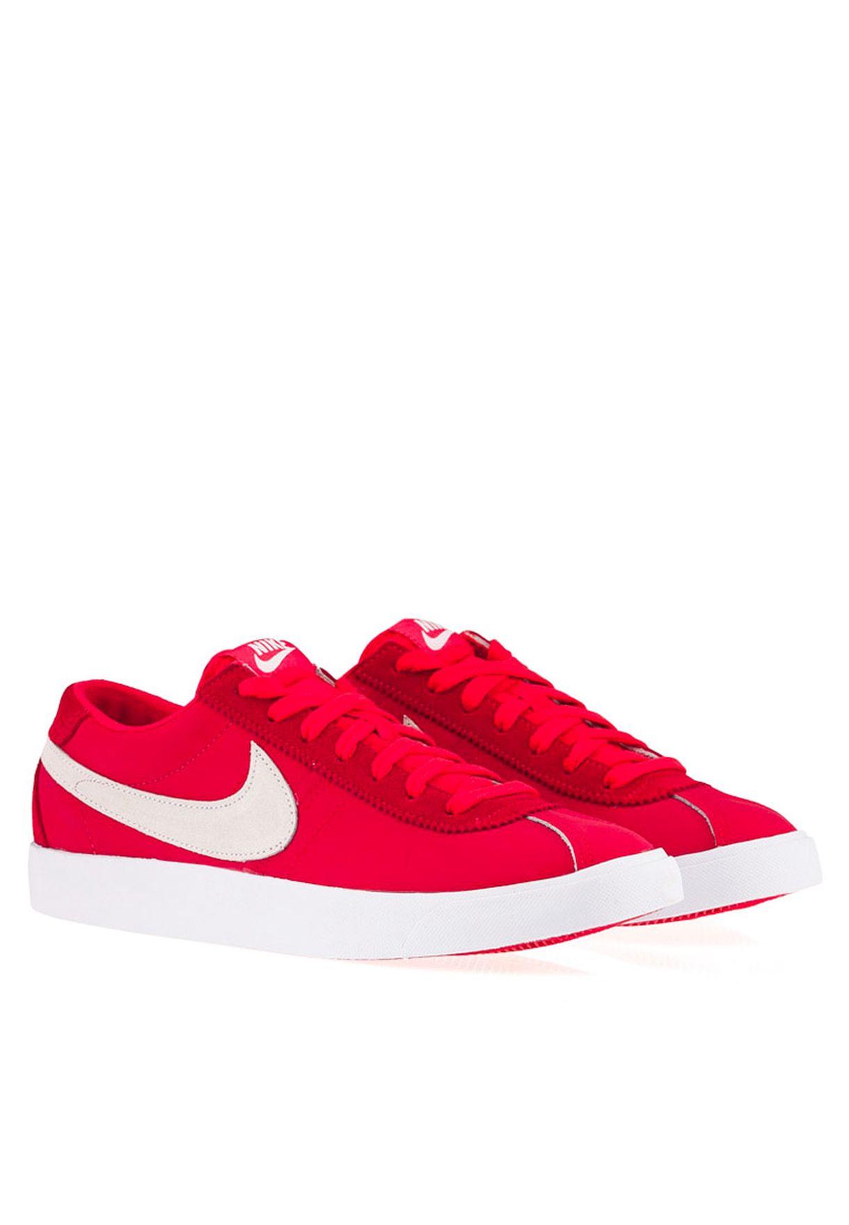 more photos 31556 d9b49 Shop Nike red Nike Bruin Low Sneakers 537332-600 for Men in Bahrain -  NI727SH29YPE