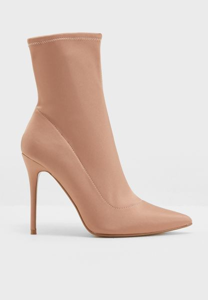 Margarita Stretch Boot Heels