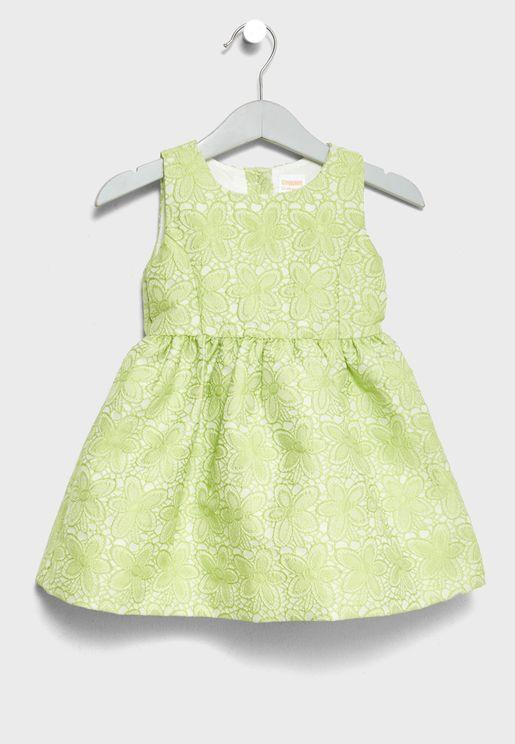فستان بحمالات