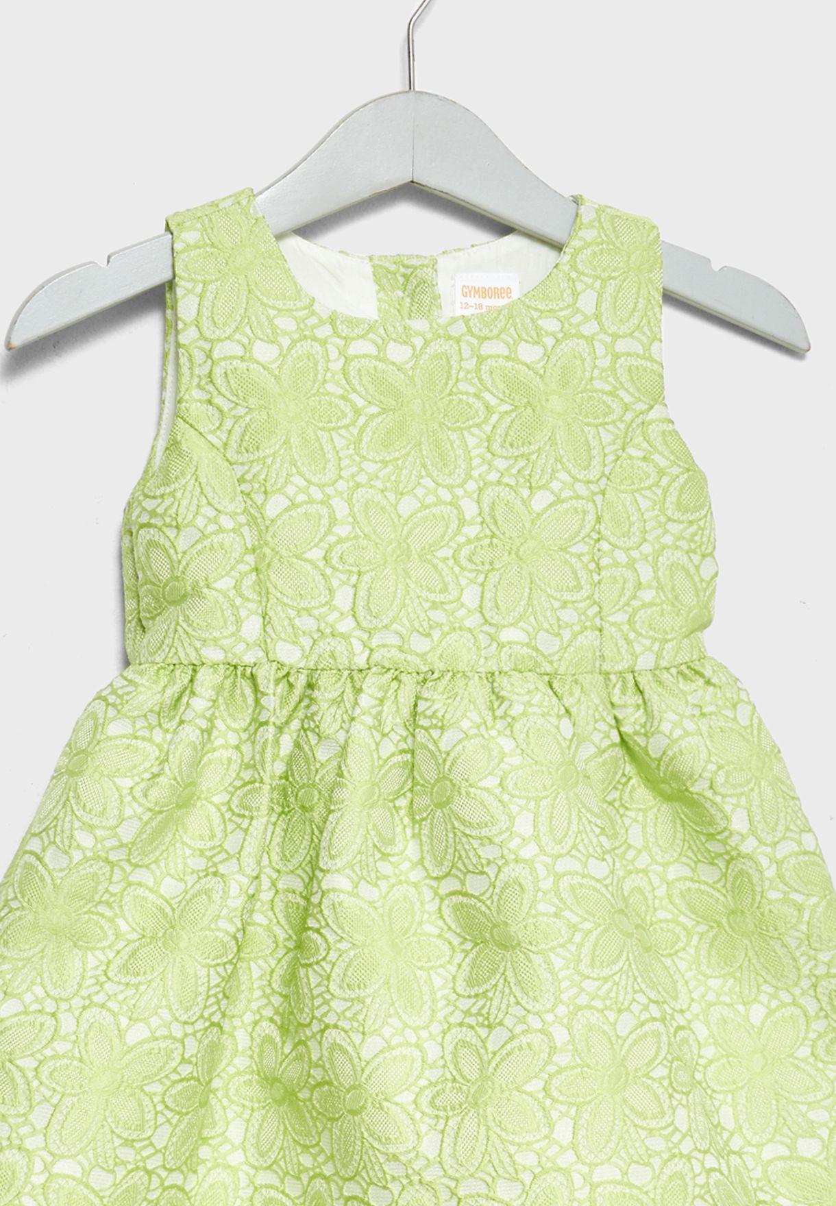 Infant Textured Dress