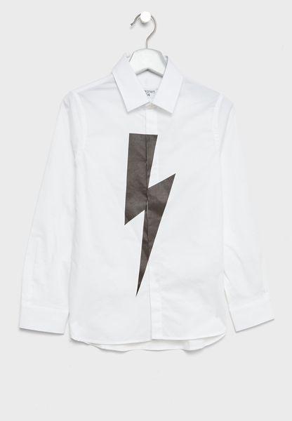 Little Lightening Bolt Shirt