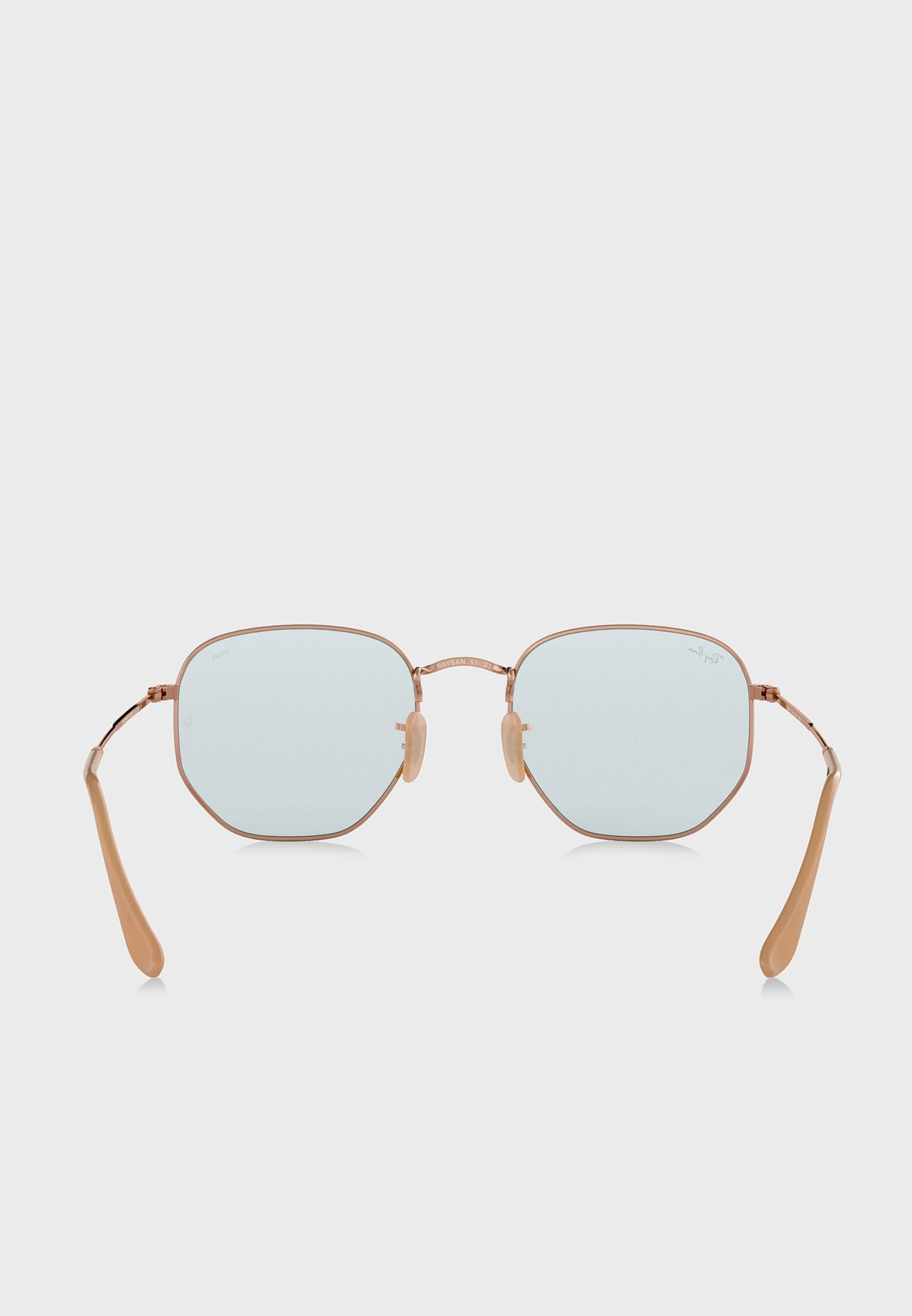 0RB3548N Round Sunglasses