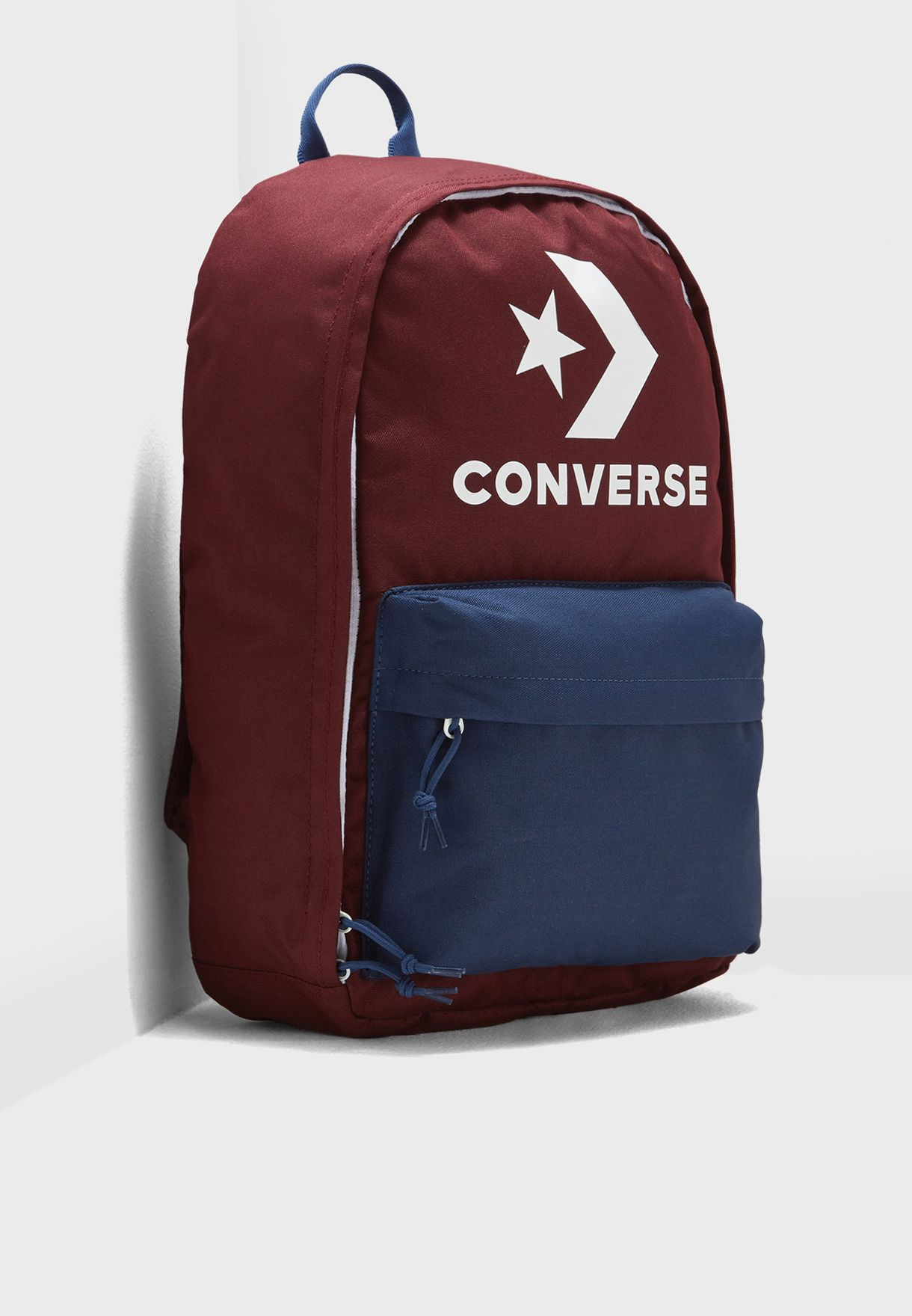 c42c3af26d8a Shop Converse red EDC 22 Backpack 10007031-A05 for Men in UAE ...