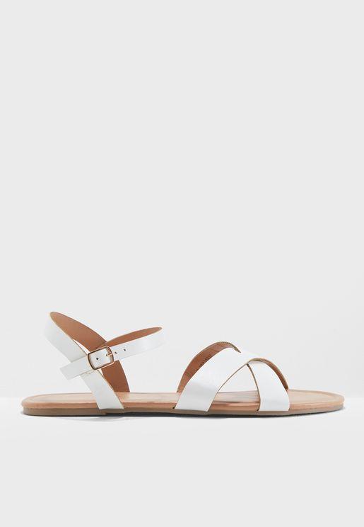 Wide Fit Falcon Sandal