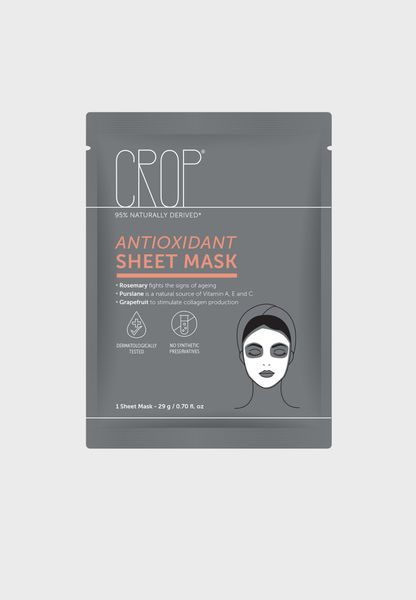 Set of 5 Antioxidant Sheet Masks