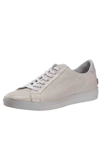 Shop Just Cavalli white Sws Lowtop Sneakers for Men in Oman - JU842SH29BXU