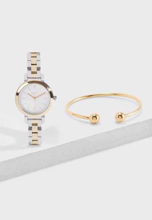 Ellington Watch+Bracelet Set