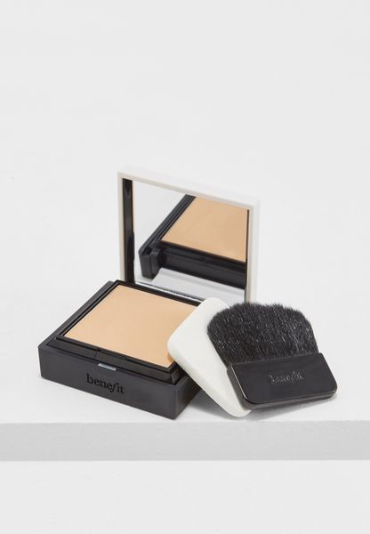 Hello Flawless Powder Foundation - Never Settle