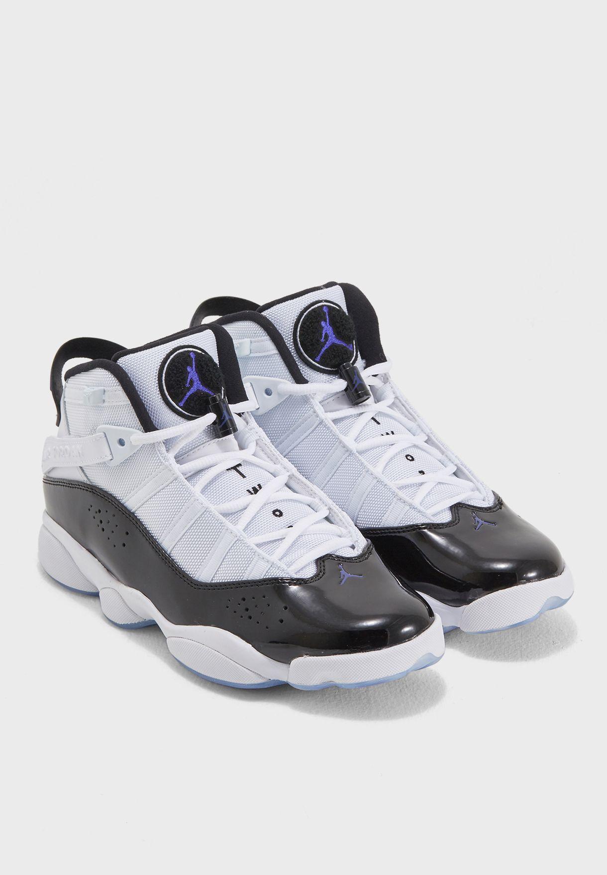 best website fda79 82d27 Shop Nike white Jordan 6 Rings 322992-104 for Men in UAE - NI727SH29PLY