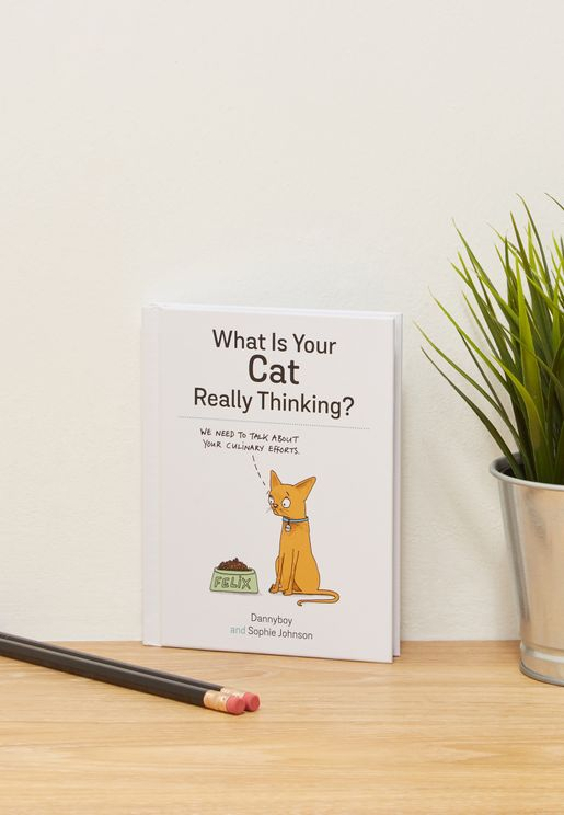 Cat Thinking Book