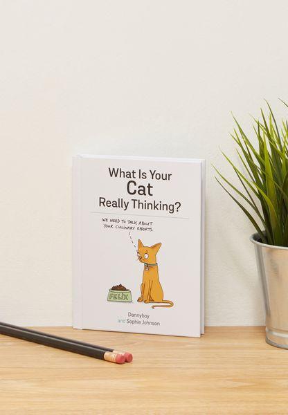 Cat Thinking Book