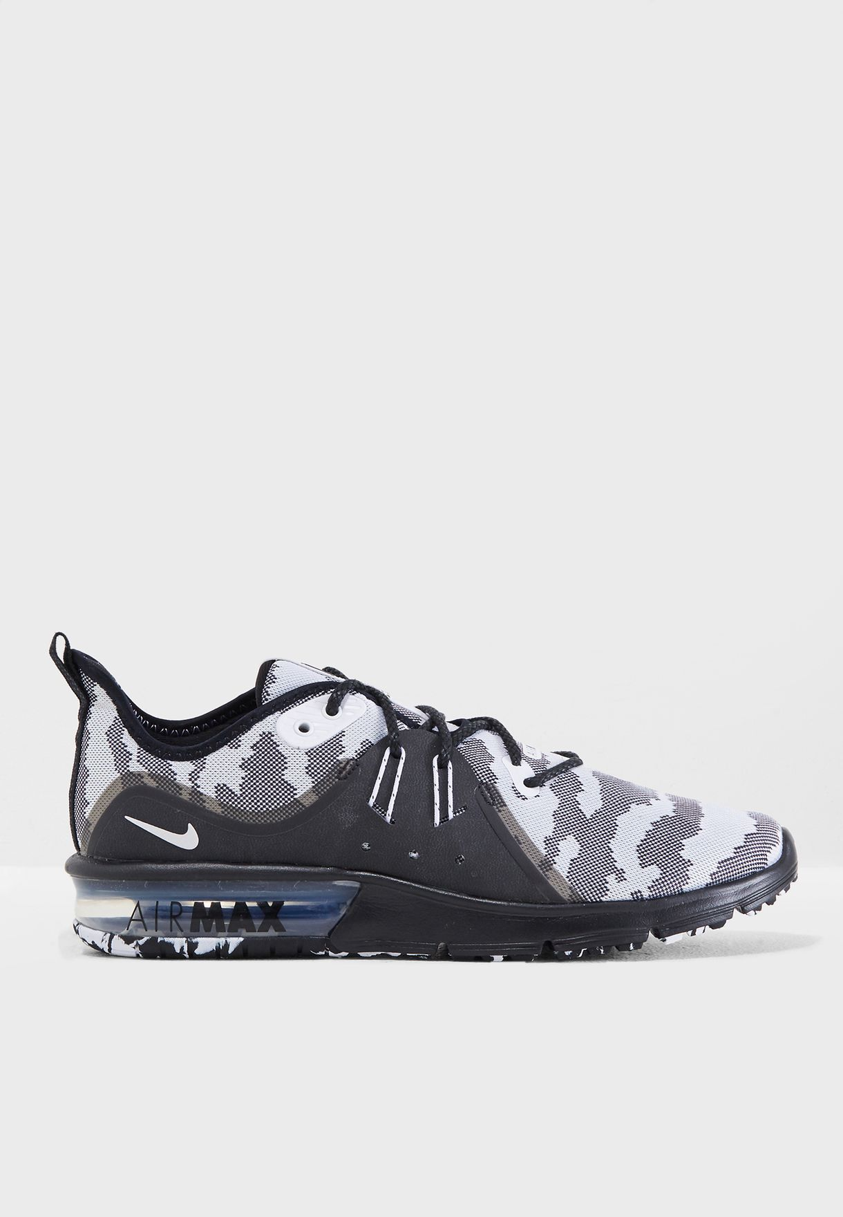 f3604629e5 Shop Nike prints Air Max Camo Sequent 3 PRM AR0251-001 for Men in ...