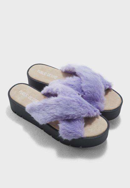 Kia Wedge Sandals