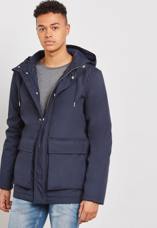 Carlow Hooded Jacket