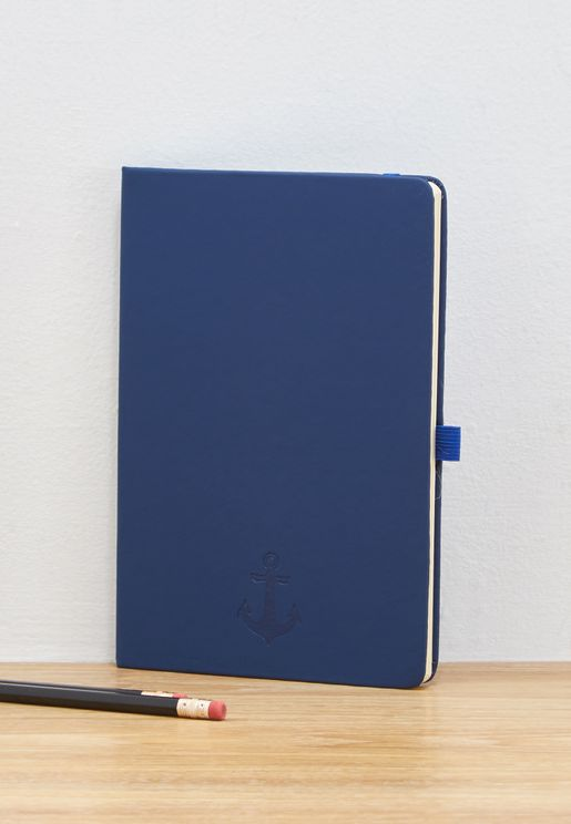 A5 Anchor Notebook