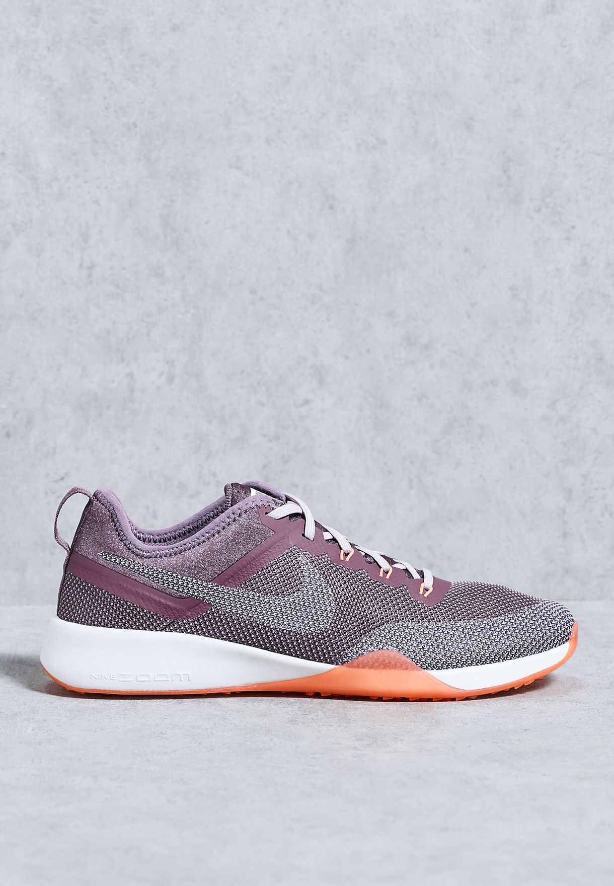 6ea84721209c0 Shop Nike burgundy Air Zoom TR Dynamic 849803-500 for Women in UAE ...