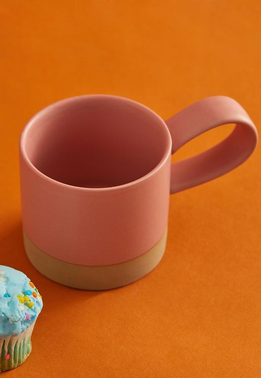Medium Loop Strawberry Shake Mug