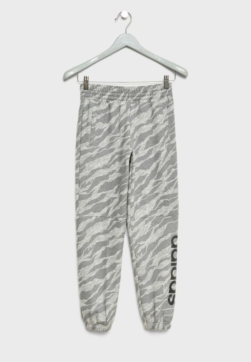 Youth Linear Graphic Sweatpants