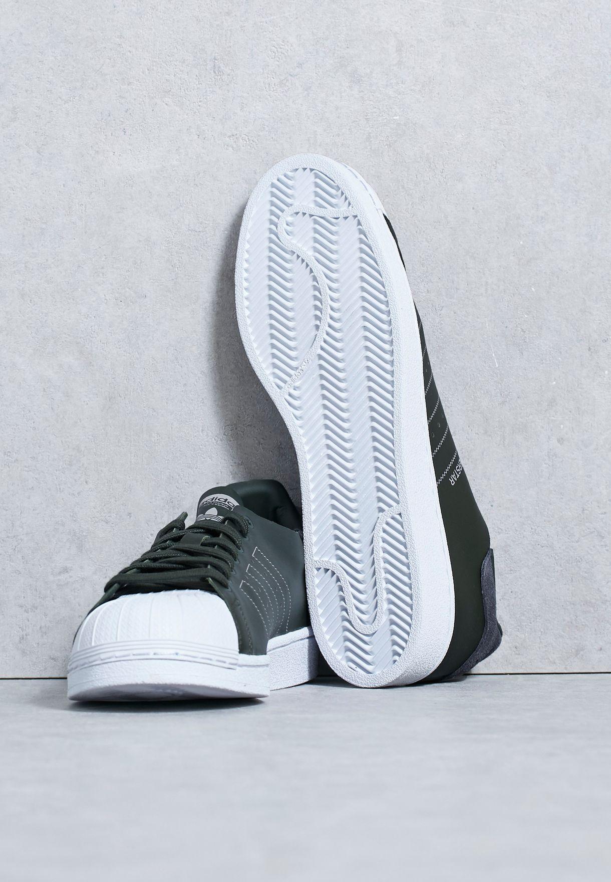 4a47315b33a133 Shop adidas Originals green Superstar Decon BY8698 for Men in Saudi ...