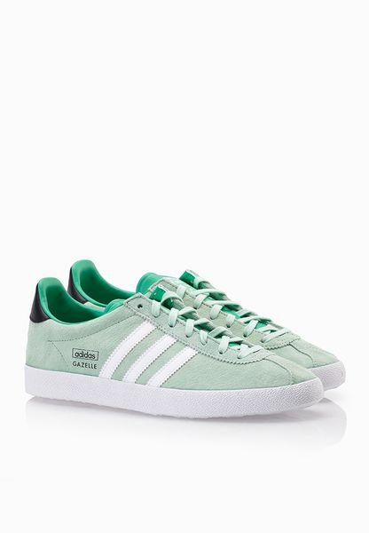 adidas gazelle og base green nz