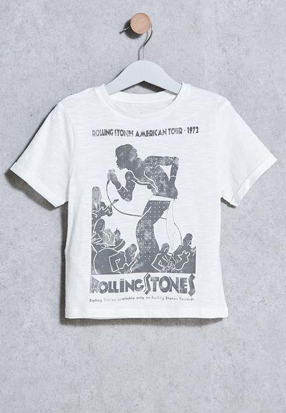 Kids Stones T-Shirt