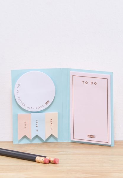 Energise Sticky Notes Set