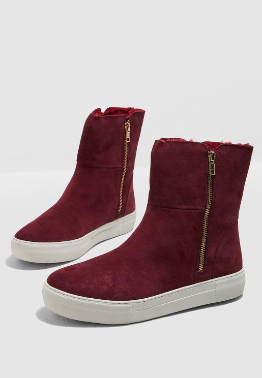 Garrson Flat Boot