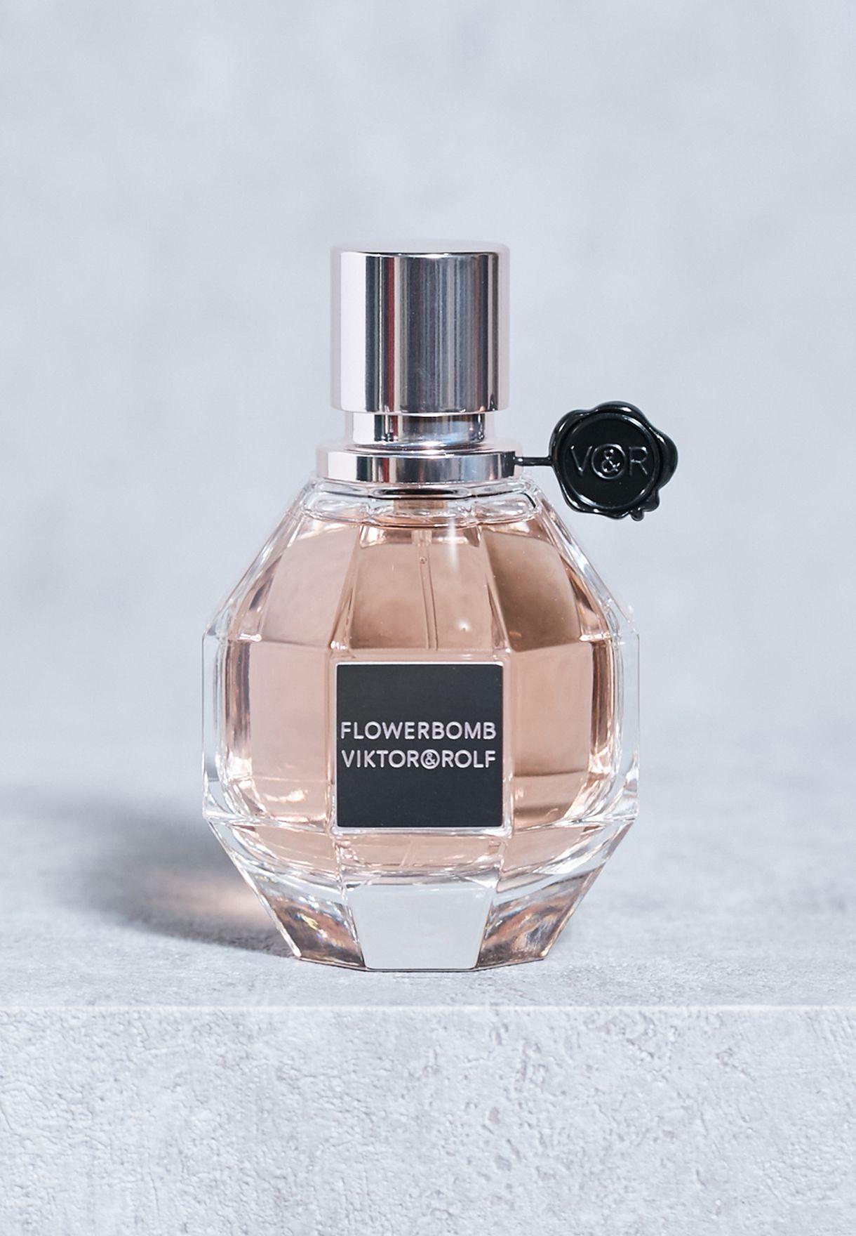 Shop Viktor Rolf White Flowerbomb 50ml Edp 3360374000011 For Women