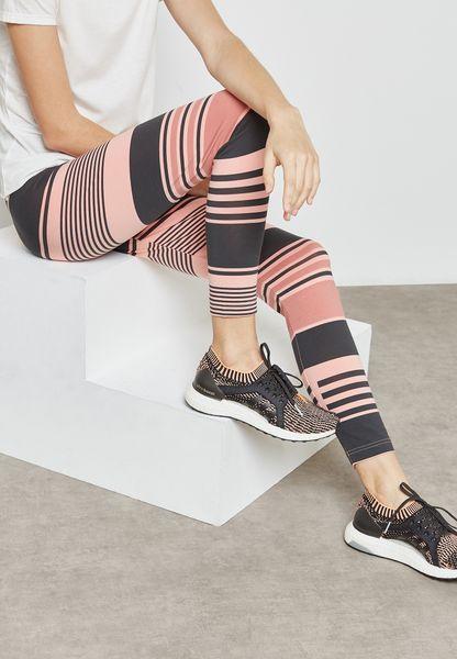 Compre adidas AD476AT19AUQ Grey AOP adidas Leggings CD7797 en para mujer en UAE AD476AT19AUQ 544be2b - colja.host