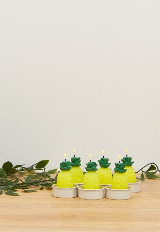 Pineapple Tea Lights