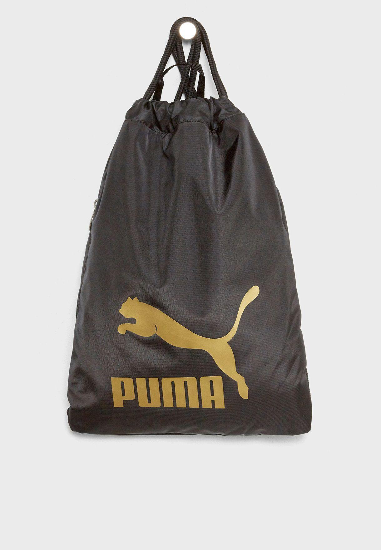 c824fed7e27d Shop PUMA black Prime Originals Gymsack 7481209 for Women in Saudi -  PU020AC19EUI