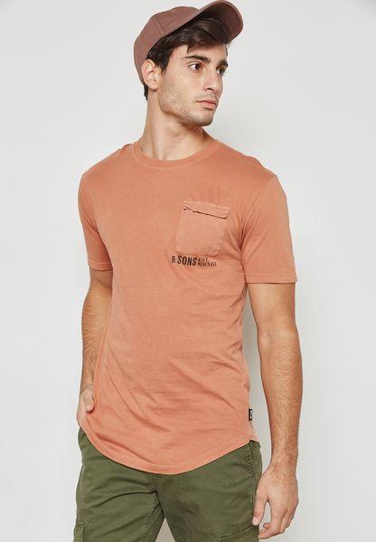 Steen Pocket T-Shirt