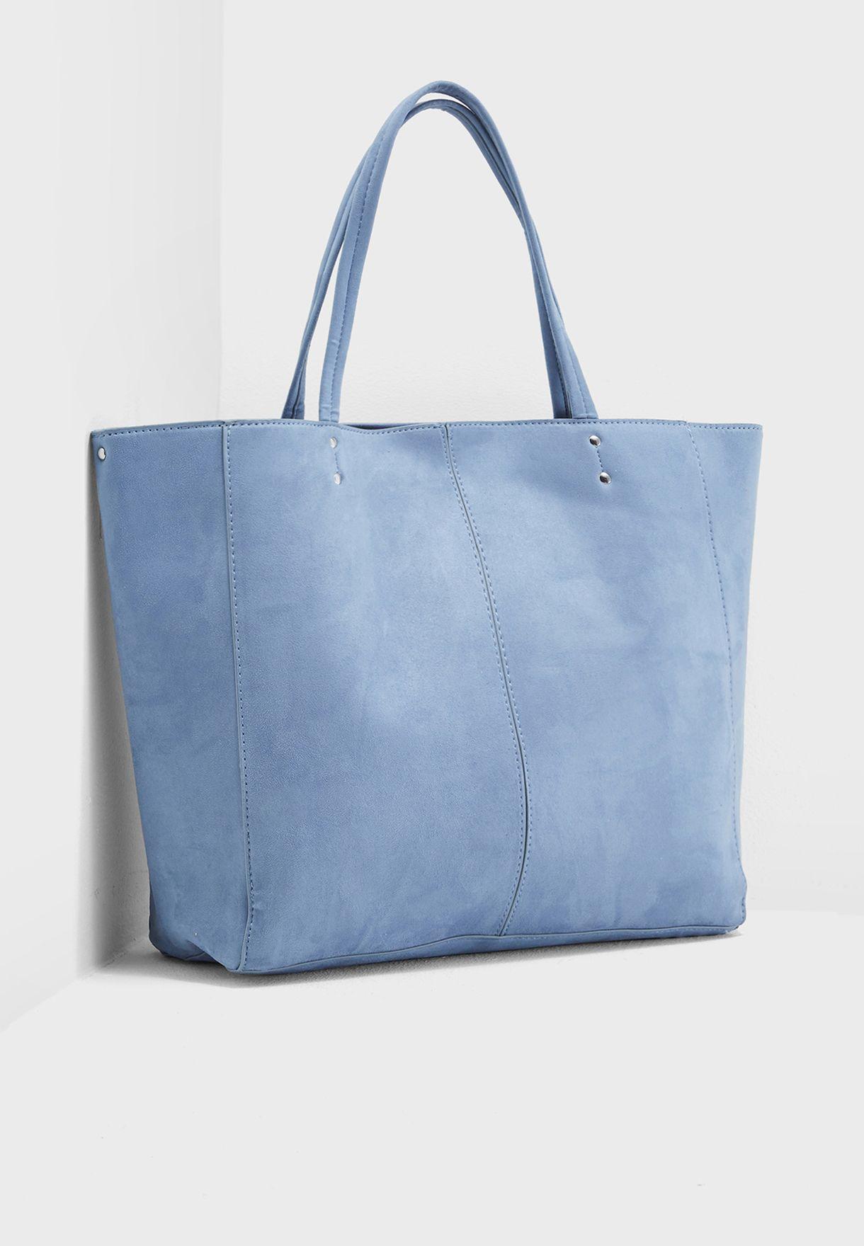 b8fbc2a1845bd Shop Reserved blue Torebka Typu Shopper 1817401SR682-50X for Women ...
