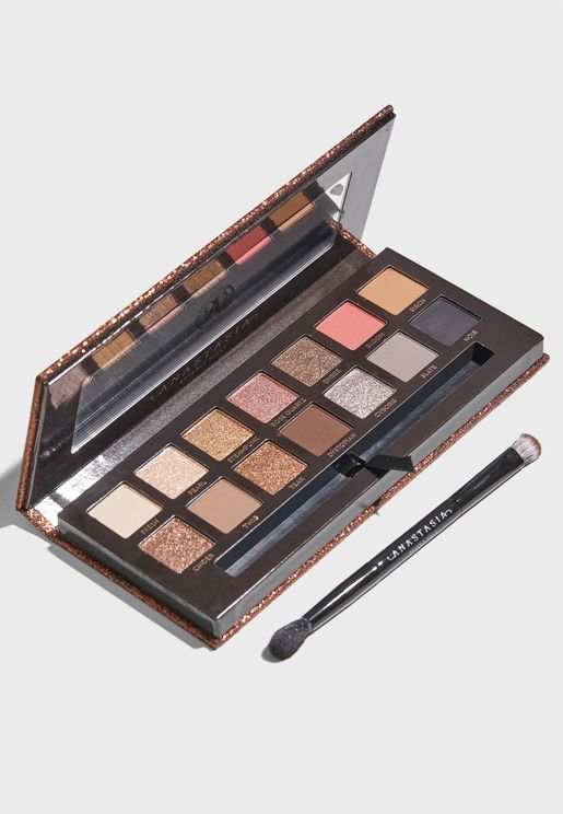 Eyeshadow Palette - Sultry