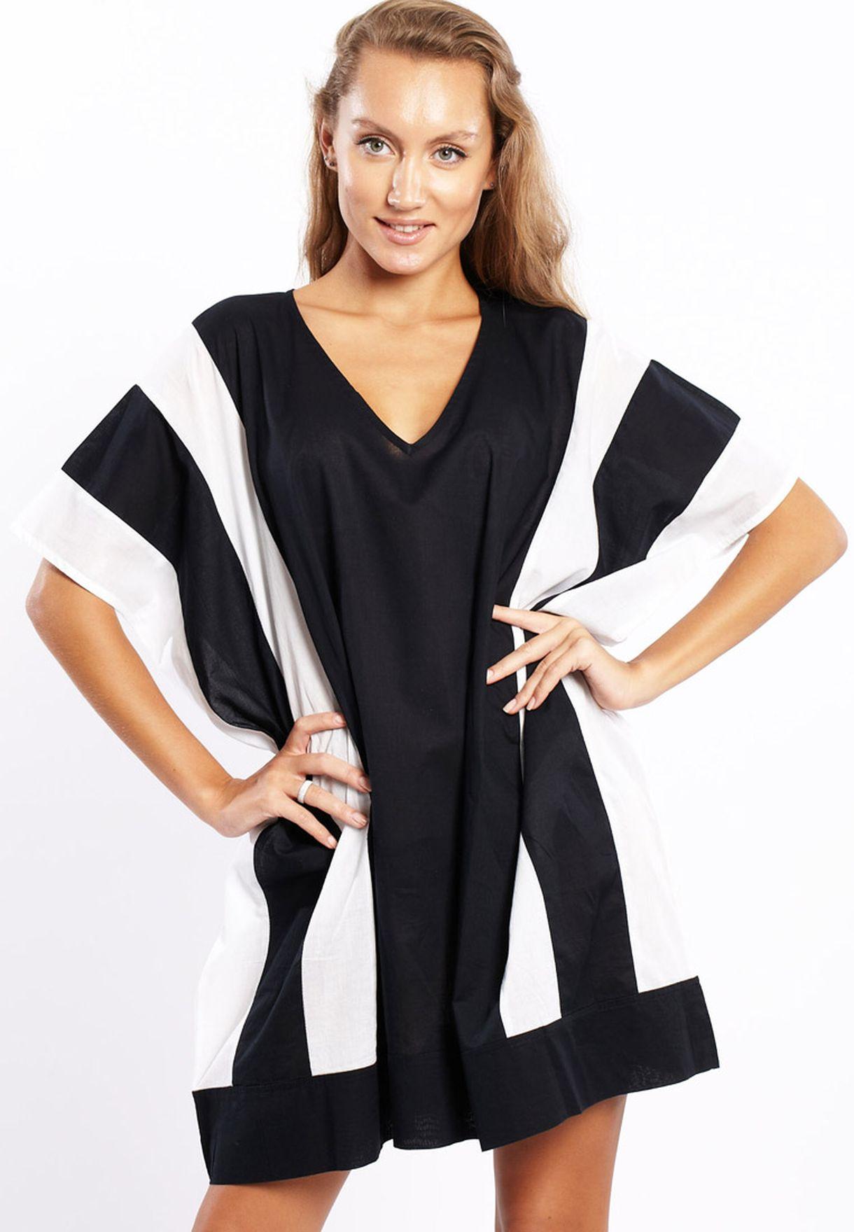 ffc260b11db Shop Adini black Casual Tunic for Women in Bahrain - AD103AT19TKA