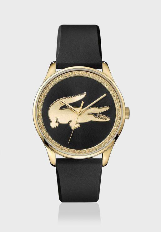 ساعة كاجوال بشعار الماركة